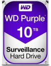 Жесткий диск WD Purple 10 Тб